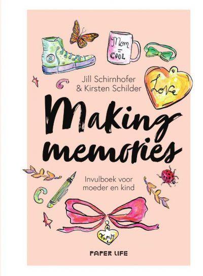 Making memories Dagboek voor volwassenen