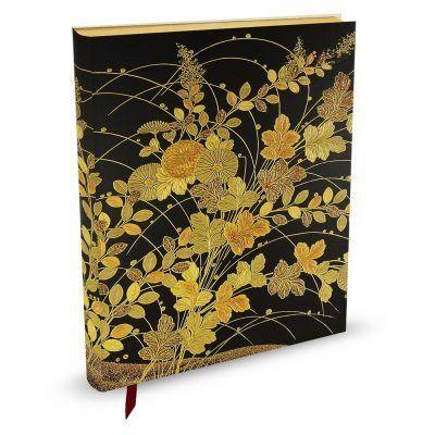 Peter Pauper Notitieboek Autumn Grasses – A5 (gebonden) Notitieboek